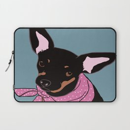 Sweet Chihuahua Laptop Sleeve