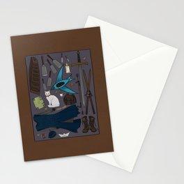 Sabriel tool kit Stationery Cards