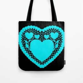 You pull on my heart strings Tote Bag