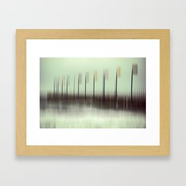 Frankston Pier Framed Art Print