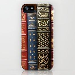 Bibliophile iPhone Case