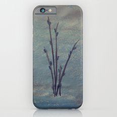 Pussy Willows Slim Case iPhone 6s