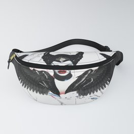Pirate Maleficent Fanny Pack