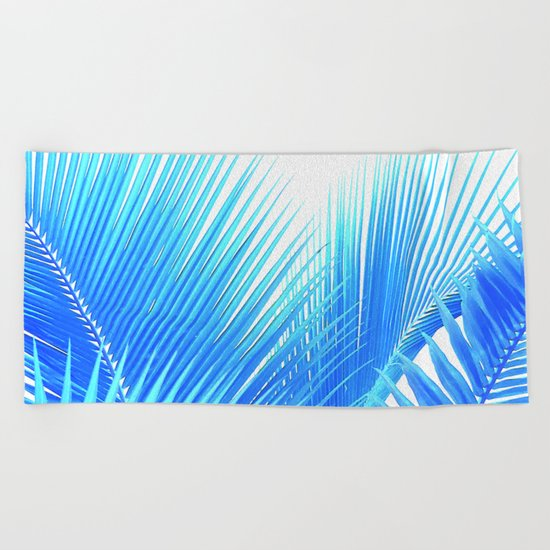 Winter Palm Beach Towel