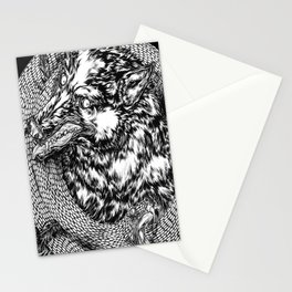 Marquis Marchosias Stationery Cards