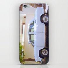 Indian Ambassador car in Pondicherry iPhone & iPod Skin