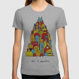 Monster Tower T-shirt