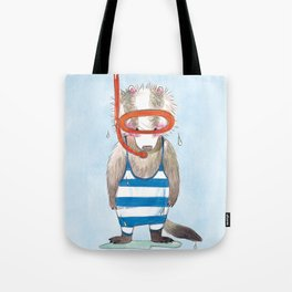 Badger Dietrich Tote Bag