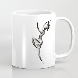 Dotted Dancer Two Coffee Mug
