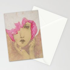 bubblegum jazz Stationery Cards
