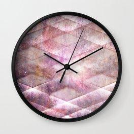 angelus in obliquum Wall Clock