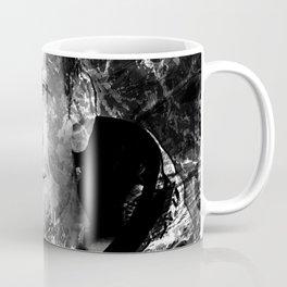 NEIL ARMSTRONG (BLACK & WHITE VERSION) Coffee Mug