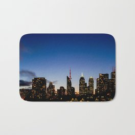 Skyline - The Darkness Is Coming Bath Mat