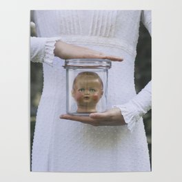 Doll in a jar Poster