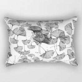 ginko biloba pattern Rectangular Pillow