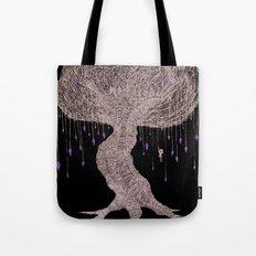 Girl In Tree Tote Bag