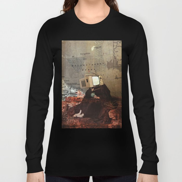 Thoughts of Future Costs Long Sleeve T-shirt
