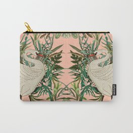 Romantic Swan Carry-All Pouch