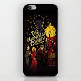 The Nightman cometh iPhone Skin