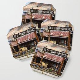 Old Town Square - Silverton, Colorado Coaster