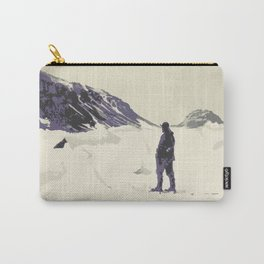 Winter's best friends Carry-All Pouch