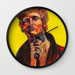 Have I Run Too Far To Get Home? Wall Clock