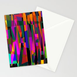 standing room only. 2 Stationery Cards