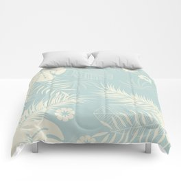 Tropical pattern 050 Comforters