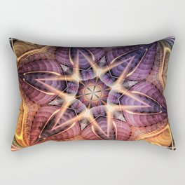 Fully Twisted Rectangular Pillow