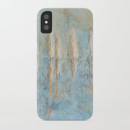 Marbled Yachts iPhone Case