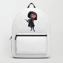 edna mode incredibles Backpack