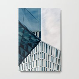 ALIGNED / Berlin, Germany Metal Print