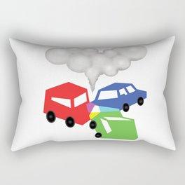 RGBed Rectangular Pillow