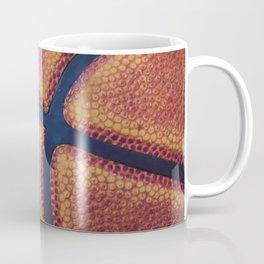 Basketball close-up Coffee Mug