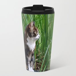 Amsterdam Cat Travel Mug