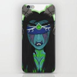 Nightelf Demonhunter iPhone Skin