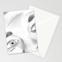 A Lack of Expression Stationery Cards