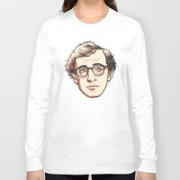 woody Long Sleeve T-shirts featuring Woody by Aaron Scamihorn
