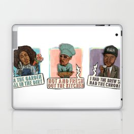 Who's your Housekeeper? Laptop & iPad Skin