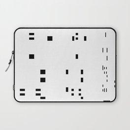 noisy pattern 05 Laptop Sleeve