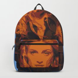 Ray of Light madonna Backpack