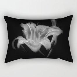 Lily BW Rectangular Pillow