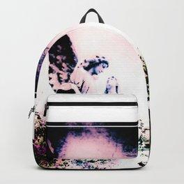 The Violet Backpack