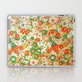 Sunset Garden Pattern No. 1 Laptop & iPad Skin