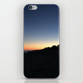 Sunset at Main Beach iPhone Skin