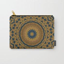 Mandala Divine Eye Carry-All Pouch