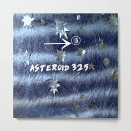 Asteroid 325 Metal Print