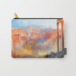 William Turner Modern Rome Carry-All Pouch