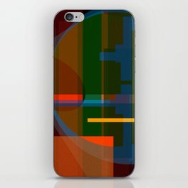 Color System  iPhone Skin