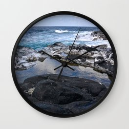 Queen's Bath  Wall Clock